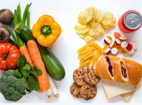 La importancia de llevar una dieta equilibrada