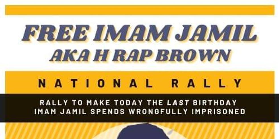 Free Iman Jamil Rally