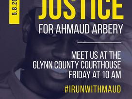 Georgia NAACP Rally to Honor Ahmaud Arbery's 26th Birthday