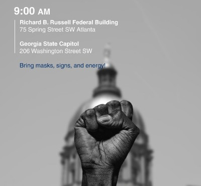 """Georgia NAACP Announces Speakers for the """"March on Georgia"""""""