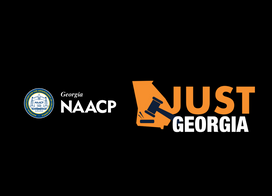 Georgia NAACP and JUSTGeorgia Coalition Hosts Press Conference to Address State of Emergency