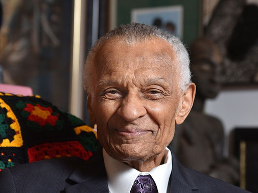 Georgia NAACP Honors C.T. Vivian at the State Capitol Building