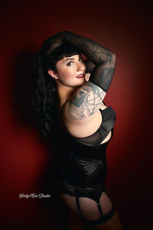 Betty Rouge Photoshoot
