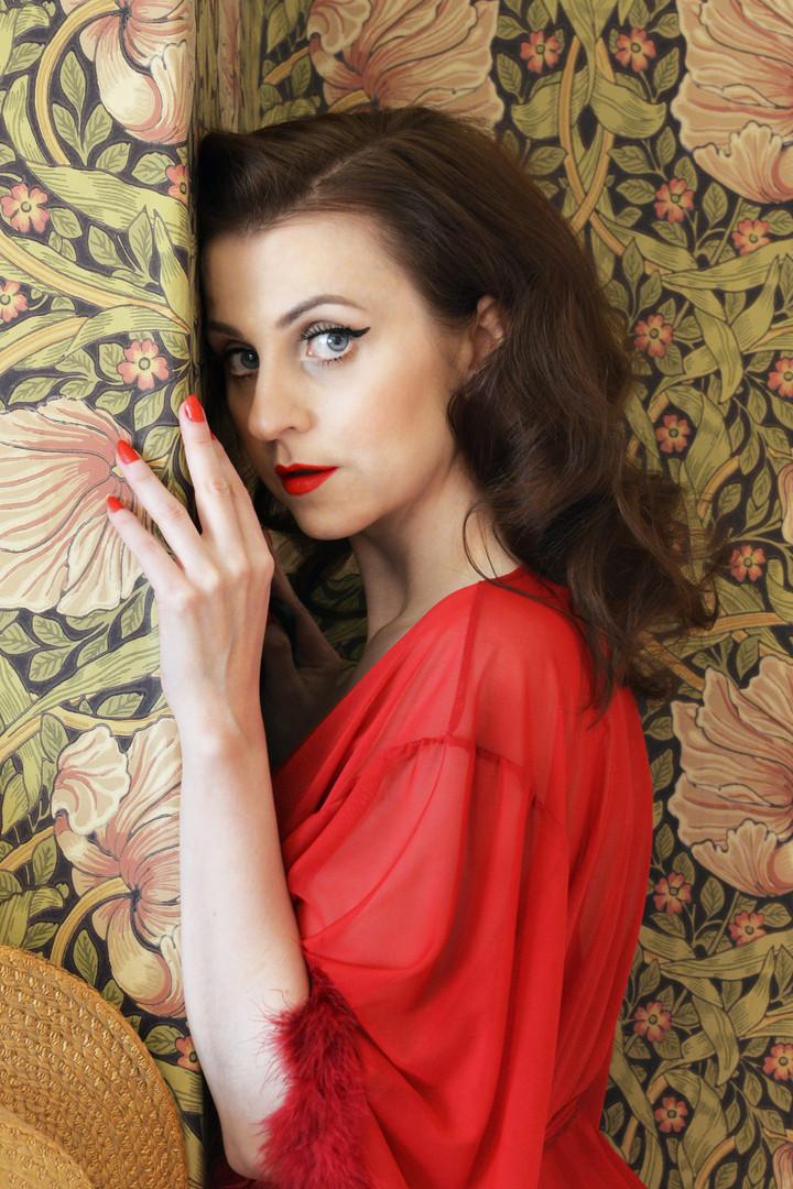 Tallulah Von Wilde. Betty Noir Studio