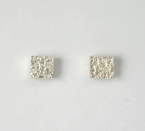RT21: Reticulus Stud Earrings.