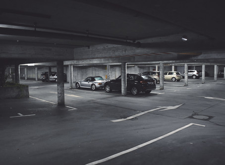 Controlling Noise Levels in Underground Car Parks