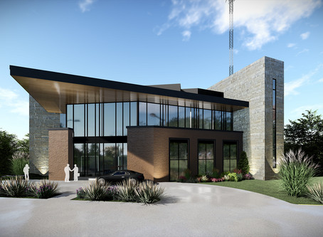 Design concepts for new EDA office building released with request for proposals