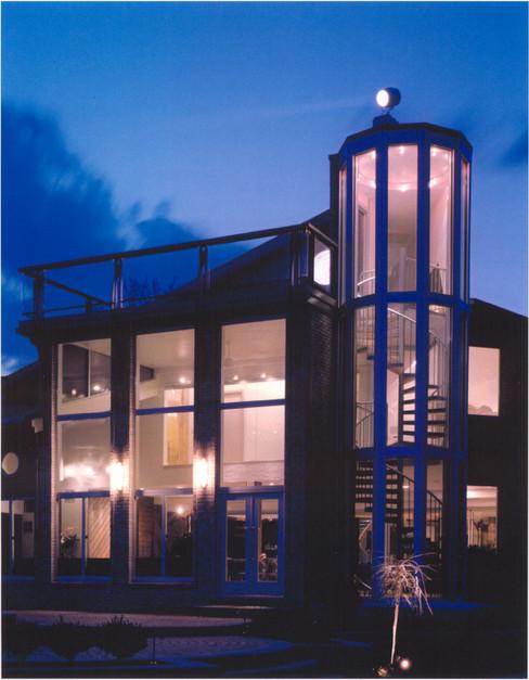 Mid-Century Modern House - Lake St. Clair, MI