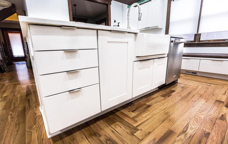 Detroit Kitchen Remodel