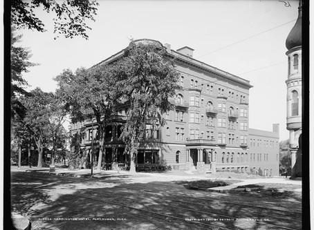 History restored at Harrington Hotel