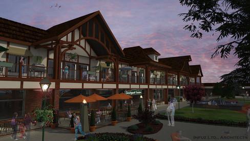 Courtyard Tavern at St. Clair Town Center Courtyard - Marine City, MI
