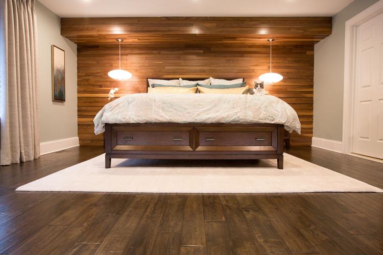 Master Bedroom Millwork