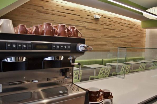 Krema Bakery Interiors