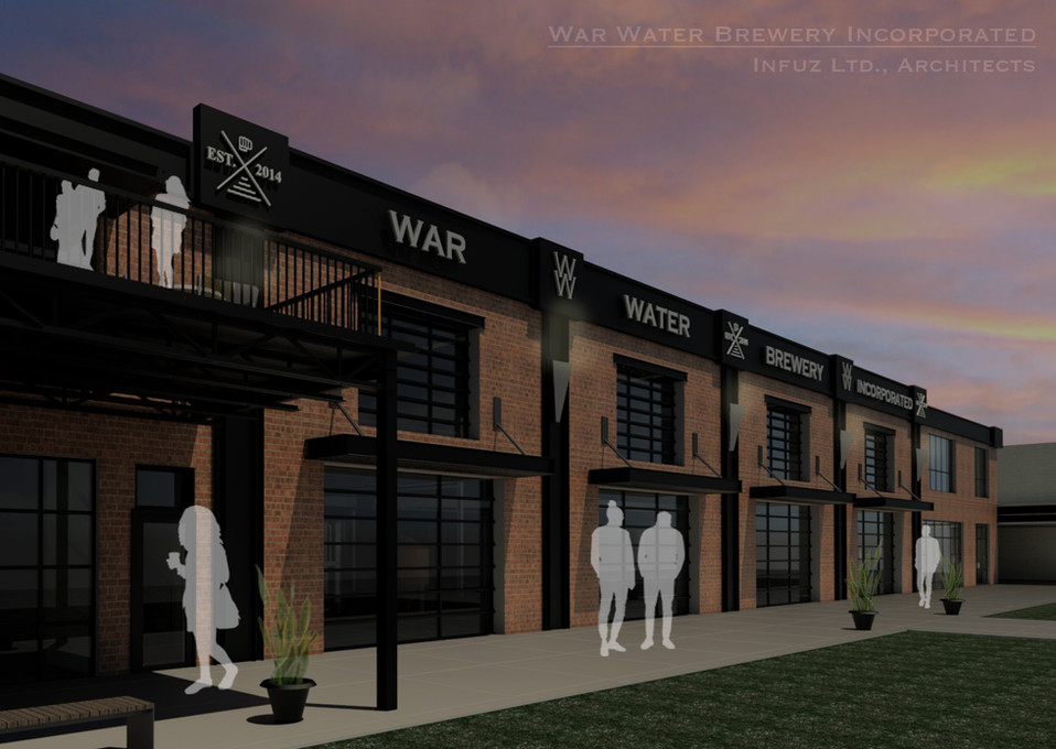 War Water Brewery Incorporated - St. Clair, MI