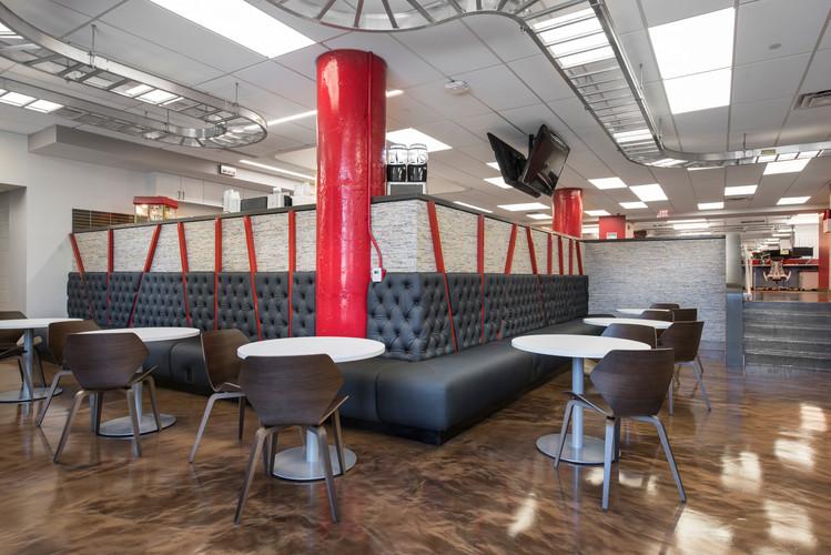 Quicken Loans Cafeteria