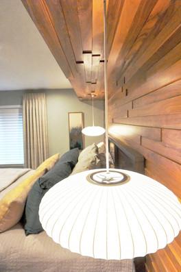 Master Bedroom Millwork Detail
