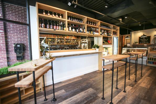 Marrow Bar Area