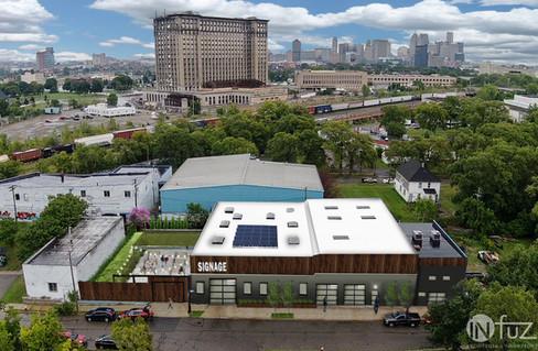 Available Warehouse - Corktown, Detroit