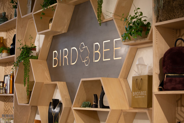 Bird Bee Detroit Interior Design and Build