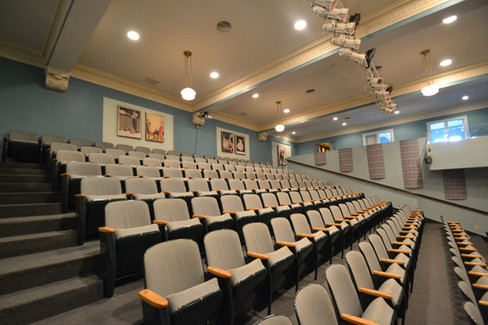 The Riverbank Theater - Marine City, MI