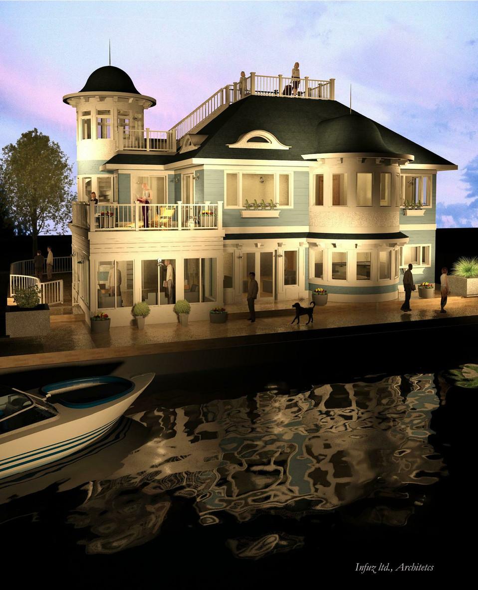 Waterfront Cottage - Harsens Island, MI
