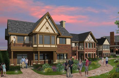 The St. Clair Inn Cottages - St. Clair, MI