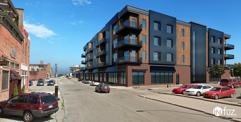 Landmark Building - Port Huron, MI