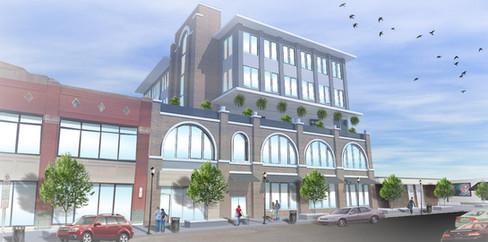 Royal Oak Mixed Use Building - Royal Oak, MI