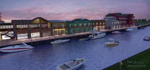 Marine City Shipyard - Marine City, MI