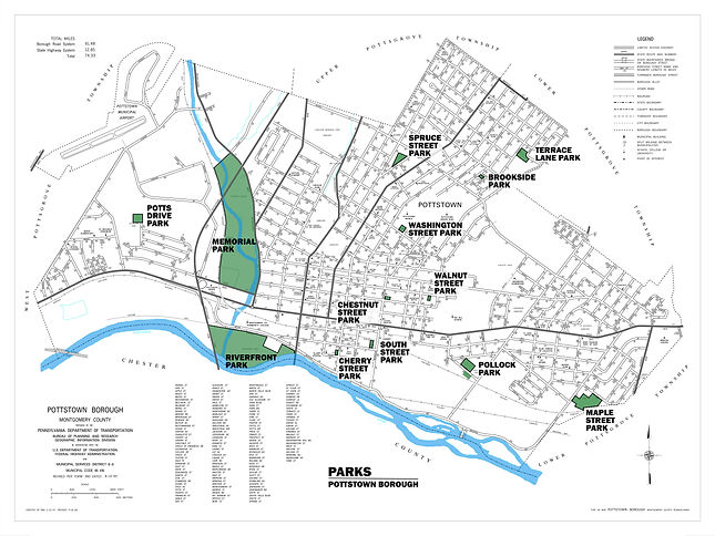 Pottstown Map with parks.jpg