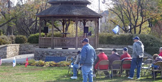 Memorial Park, Pottstown