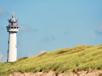Leuchtturm Jan van Speijk Egmond aan Zee