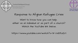 Response to Afghan Refugee Crisis