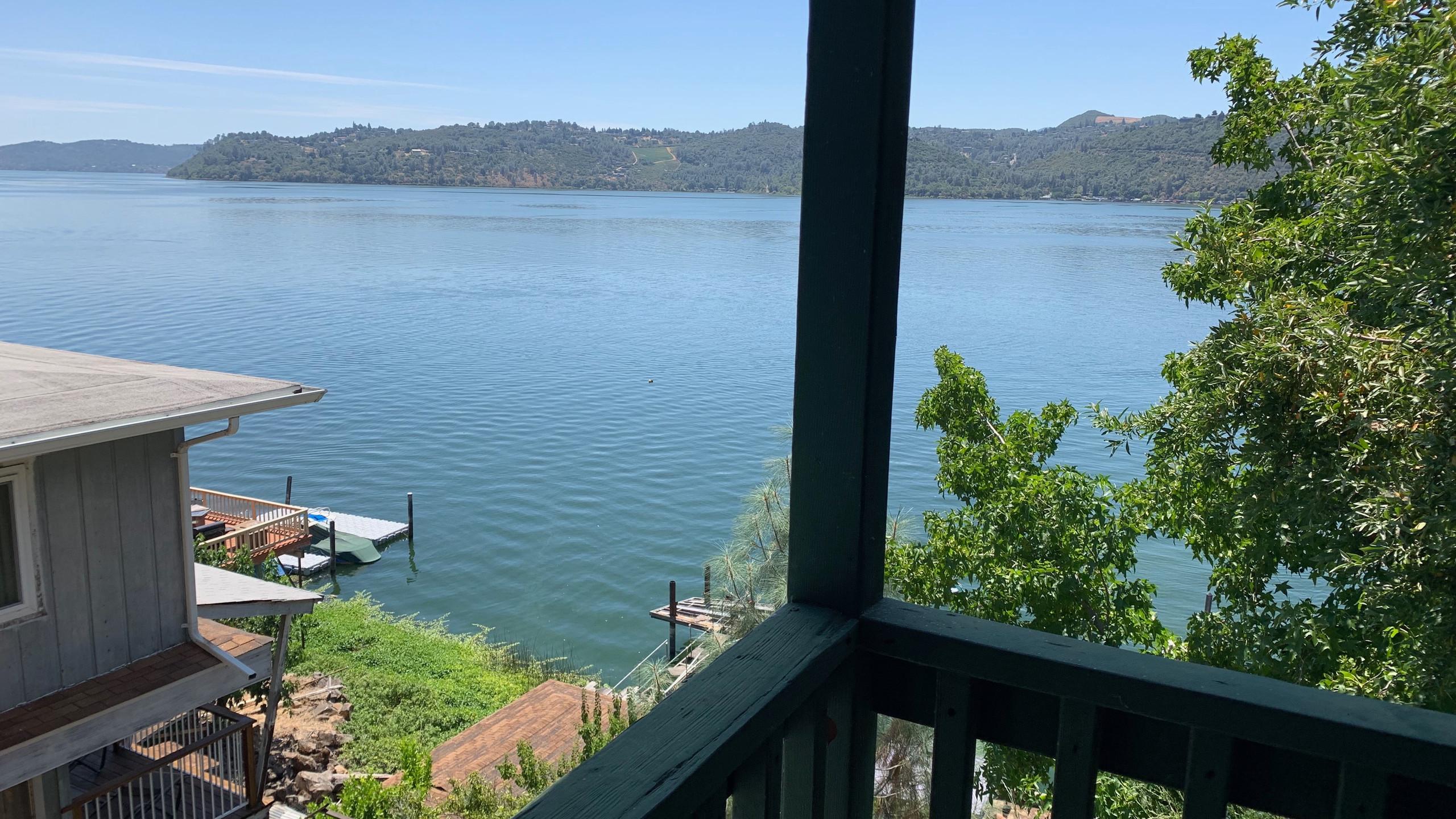 Lake house, again.