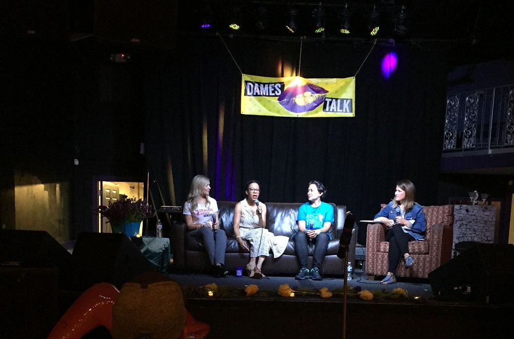 A panel discussion on community