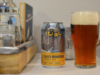 Crazy Mountain Amber Ale