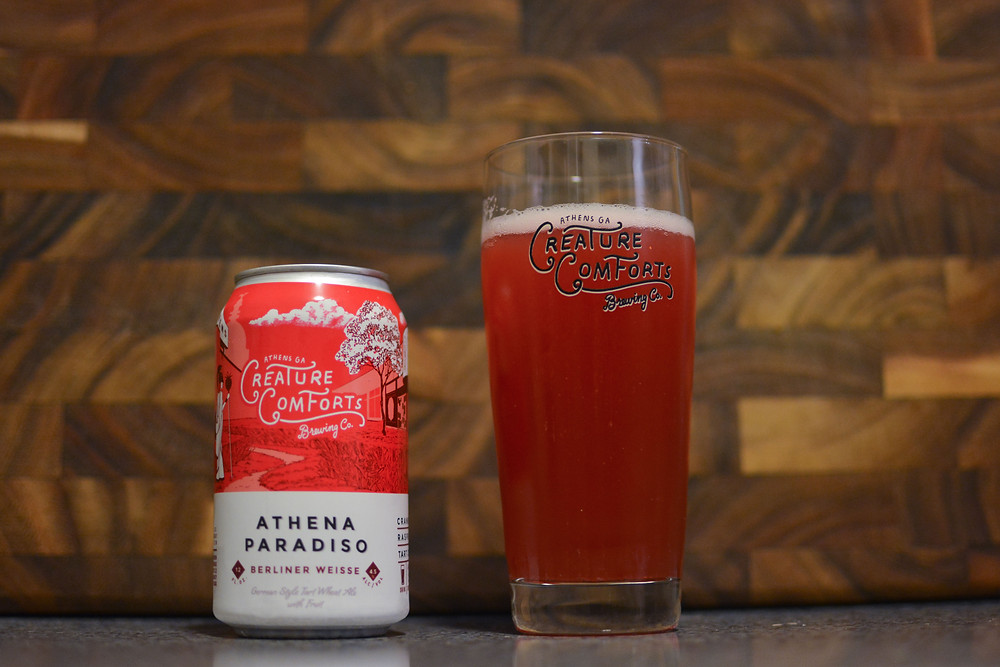 Creature Comforts Athena Paradiso Berliner Weisse