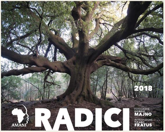 RADICI – CALENDARIO 2018 DI AMANI