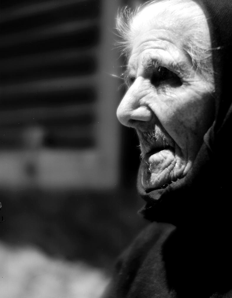 Sardegna anziana