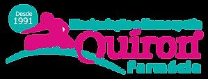Logotipo Farmácia Quíron Manipulação e Homeopatia