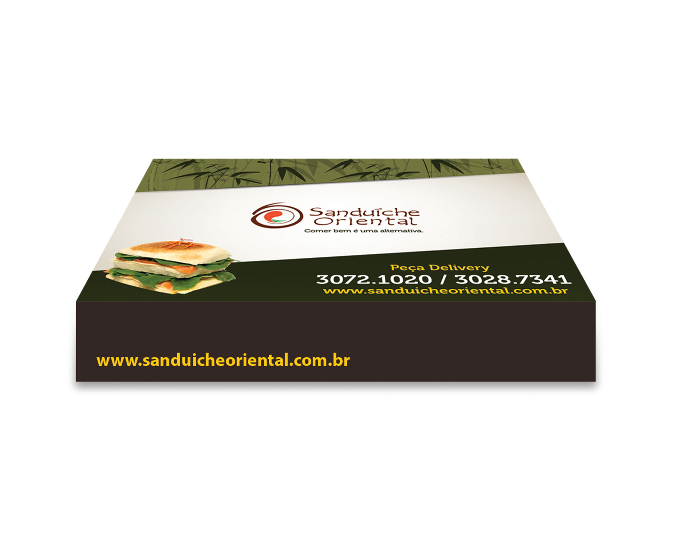 Sanduiche Oriental