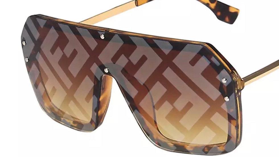 Pre-order- #brb Fendi Style Sunglasses