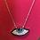 Thumbnail: Evil Eye CZ Necklace