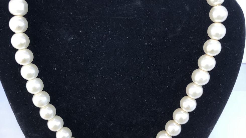 Faux Pearl Set