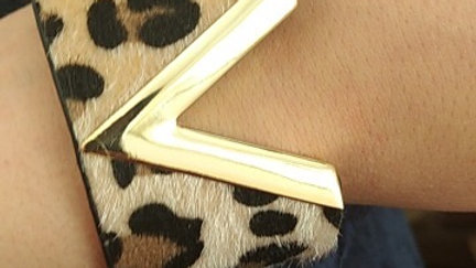 🌟taupe colored Cuff Bracelet