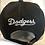 Thumbnail: Unisex Black & white Dodgers baseball hat