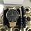 Thumbnail: Black & Gold quartz watch
