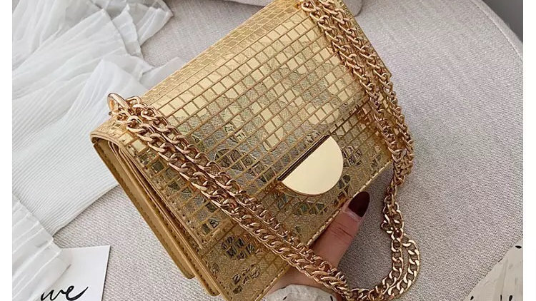 🌟Gold luxury shoulder bag