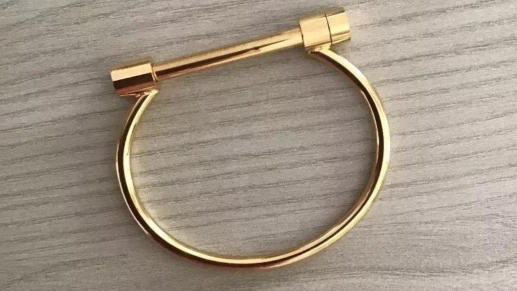 🌟Cartier Style Titanium Steel Bracelet