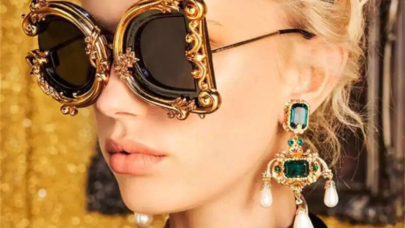 🌟Vintage D&G glasses